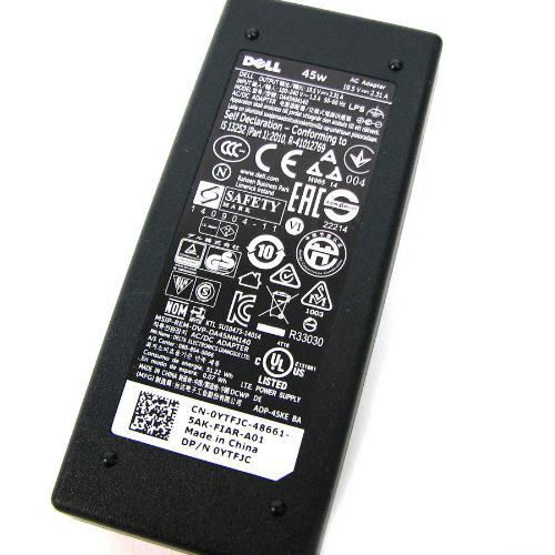 AC ADAPTER Dell Original Pin Fino 19.5v 2.31a 45w