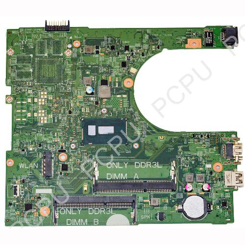 MOTHERBOARD DELL INSPIRON 15 3558 I3-5015U MNGP8