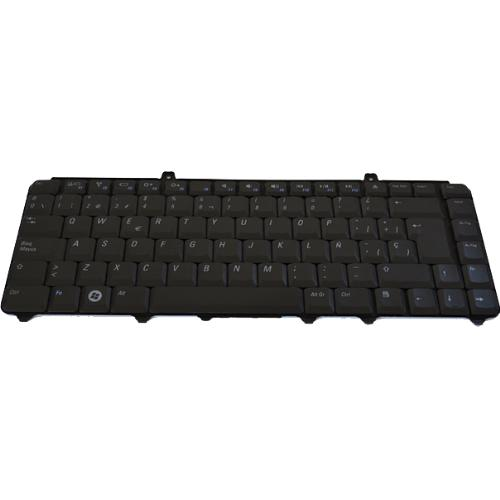 KEYBOARD DELL INSPIRON SPANISH BLACK 0P465J