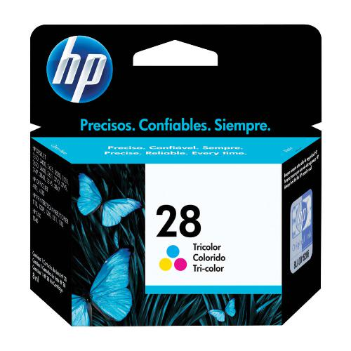 HP  28 C8728A COLOR SERIE 3320 3420 3425