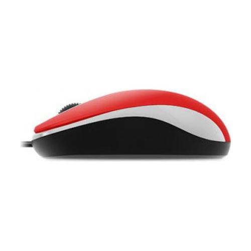 MOUSE GENIUS DX-110 RED G5 USB EITHER HAND