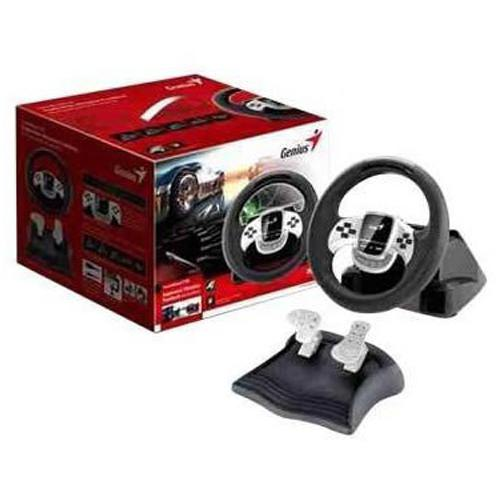 VOLANTE GENIUS TWINWHEEL FXE USB PC/PS3