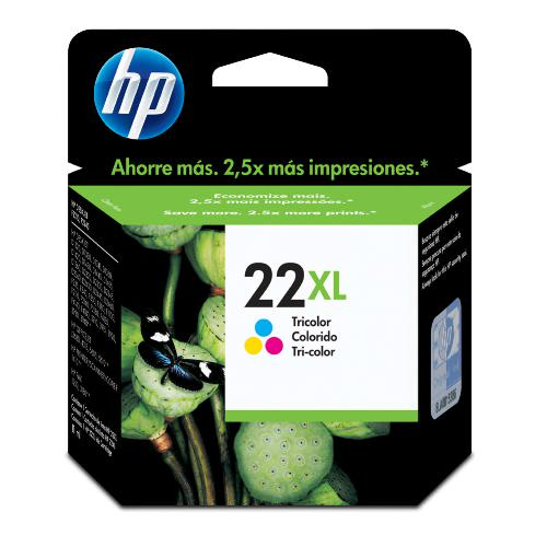 HP  22XL COLOR C9352CL