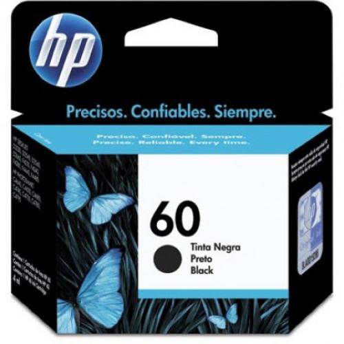 HP  60 NEGRO CC640WL P/HP F4280 D2560