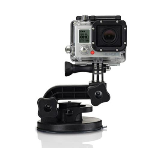 SUCTION CUP MOUNT EQUIVALENTE ORIGINAL GOPRO