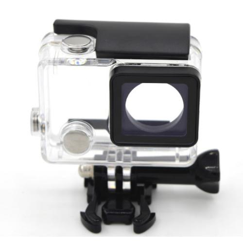 CARCASA GOPRO HERO 4 3 40MT WATERPROOF COMPATIBLE