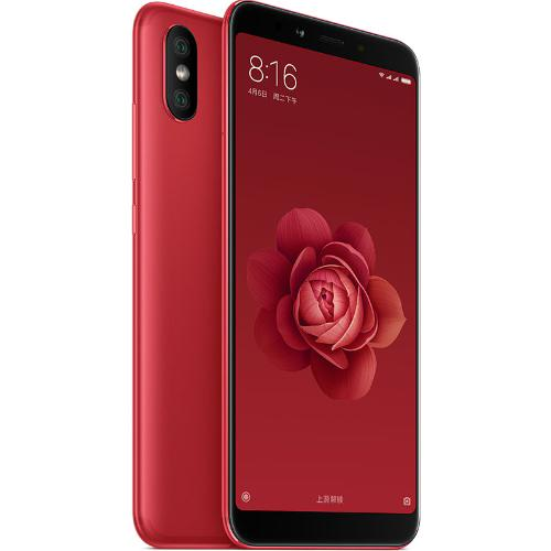 XIAOMI MI A2 RED 4GB RAM 64GB ROM DUAL SIM