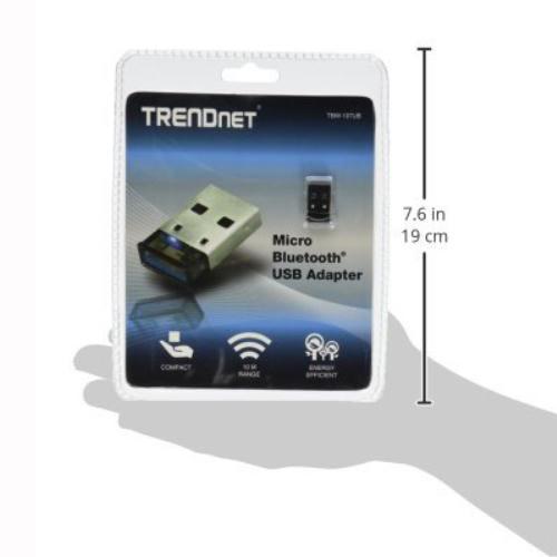 BLUETHOOT 4.0 MICRO USB 100MTS TRENDNET
