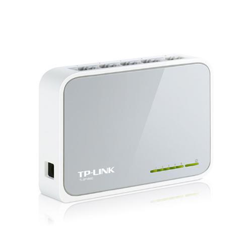 SWICHT TP-LINK 5 PUERTOS 10 / 100 MBPS