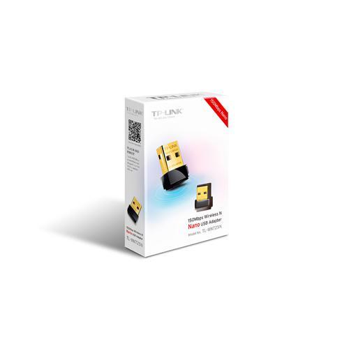WIRELESS ADAPTER USB NANO TP-LINK TL-WN725N
