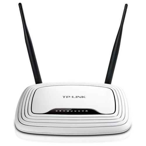 WIRELESS TP-LINK ROUTER 300MBPS TL-WR841N