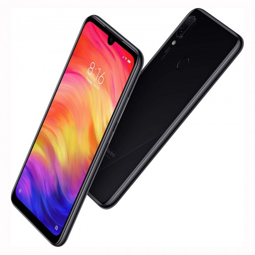 XIAOMI REDMI NOTE 7 SPACE BLACK 4GB RAM 64GB ROM